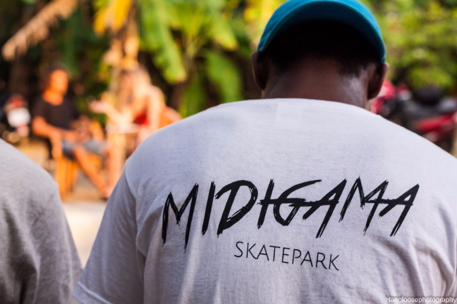 Midigama Skatepark Interview